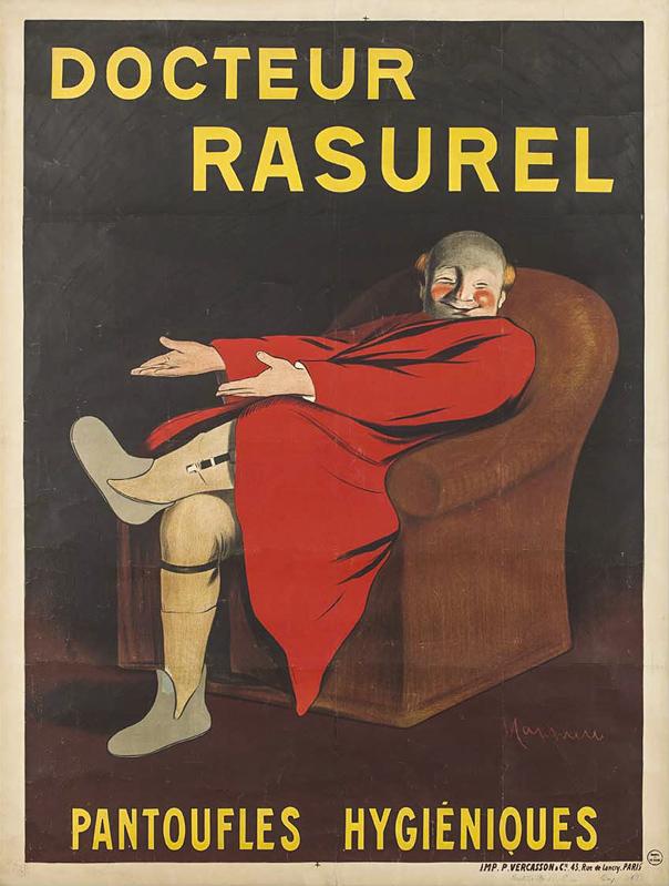 Docteur Rasurel / Pantoufles
