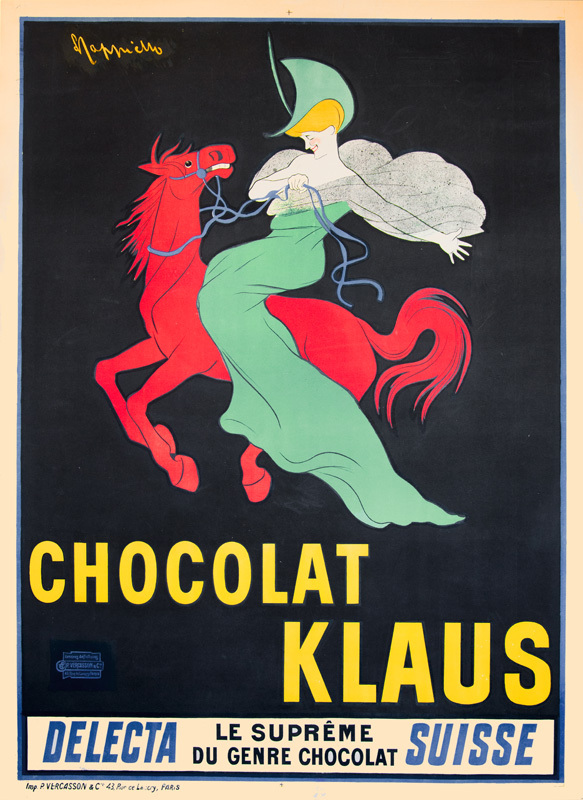 Chocolat Klaus / Delecta