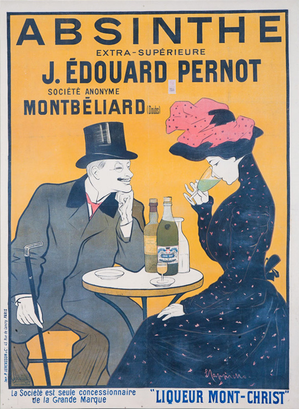 Absinthe J. Edouard Pernot