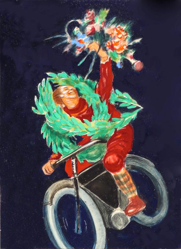 Motocyclette