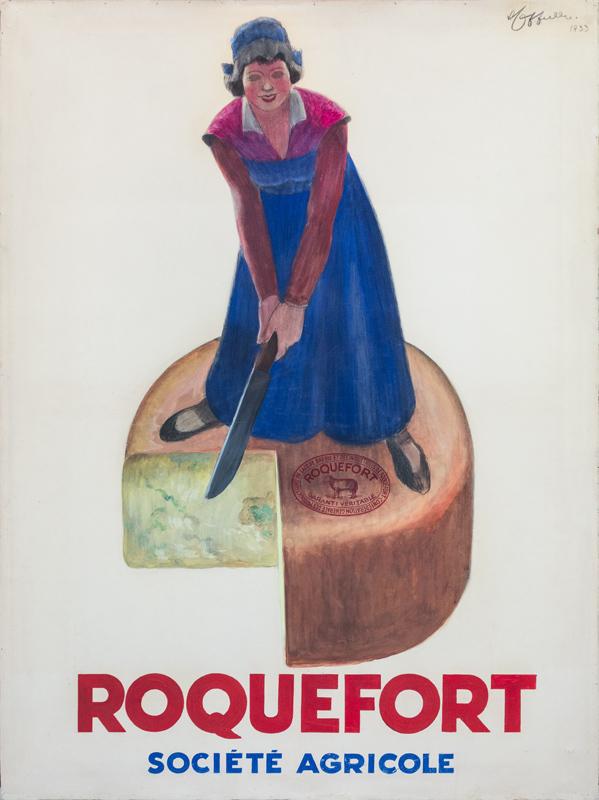Roquefort de la Société Agricole