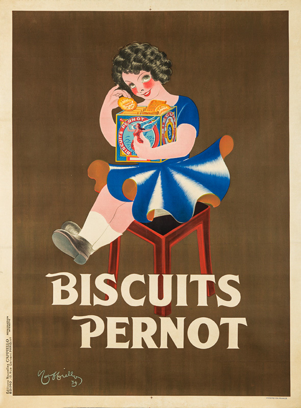 Biscuits Pernot (variante)