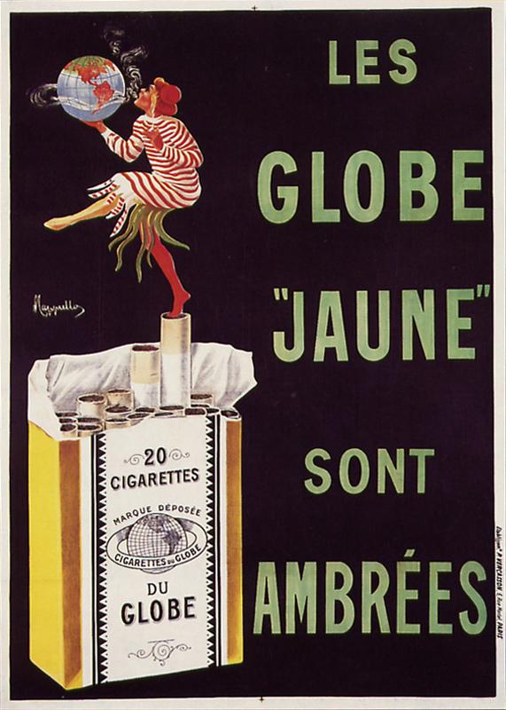 Fumez le Globe (Variante)