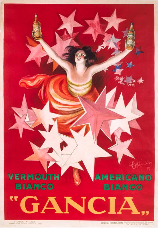 Gancia / Vermouth Bianco  Americano Bianco