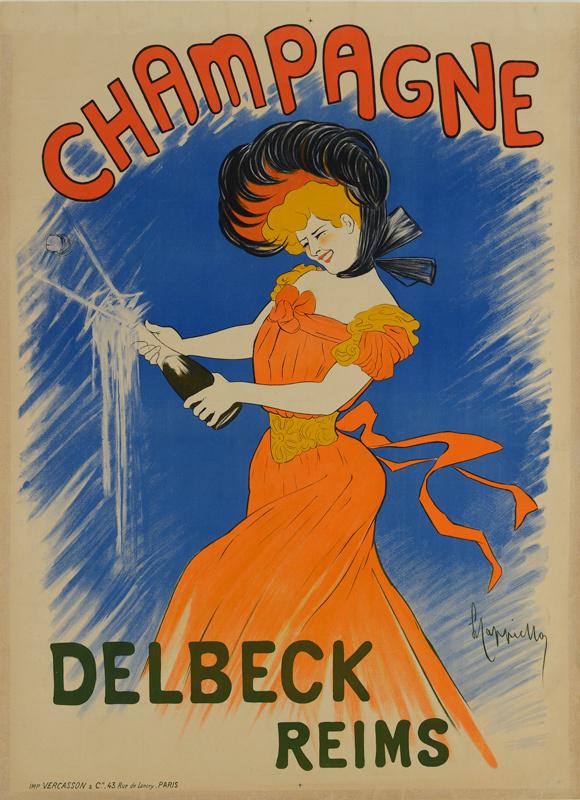 Champagne Delbeck (variante)
