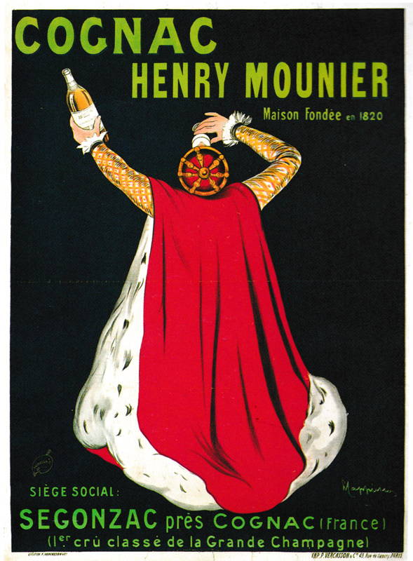 Cognac Henri Mounier