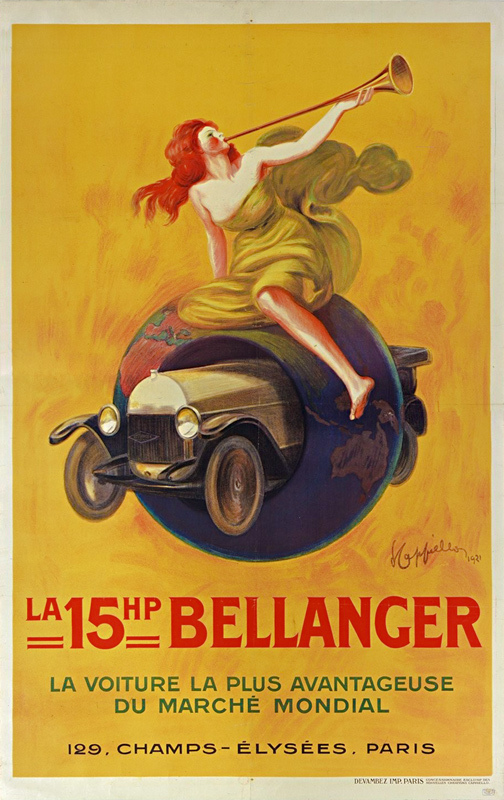 La 15 HP Bellanger