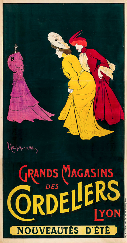Grands Magasins des Cordeliers (Grand format)