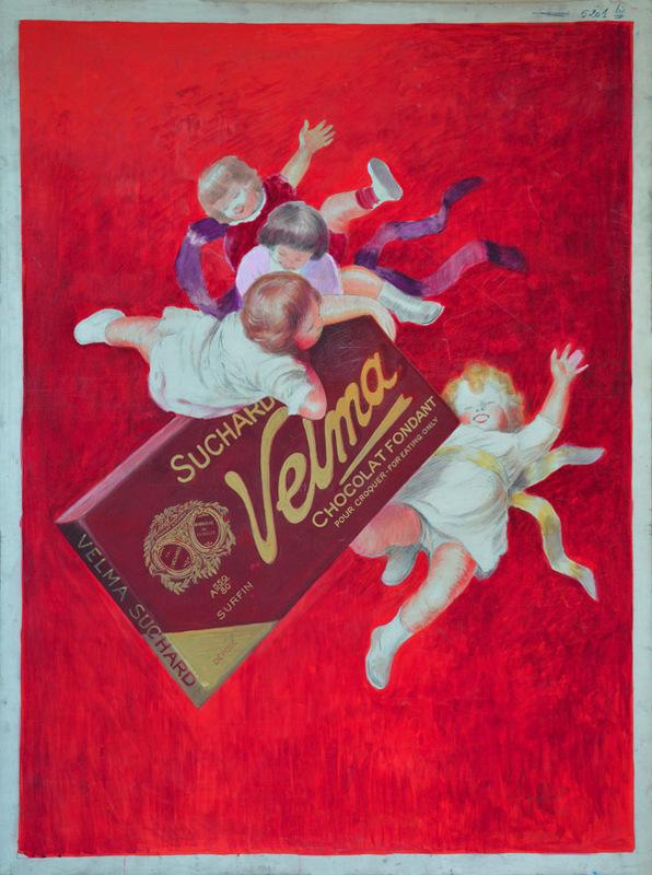 Chocolat fondant Velma