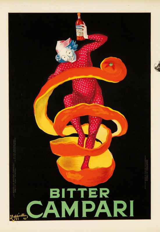 Bitter Campari (Moyen format)