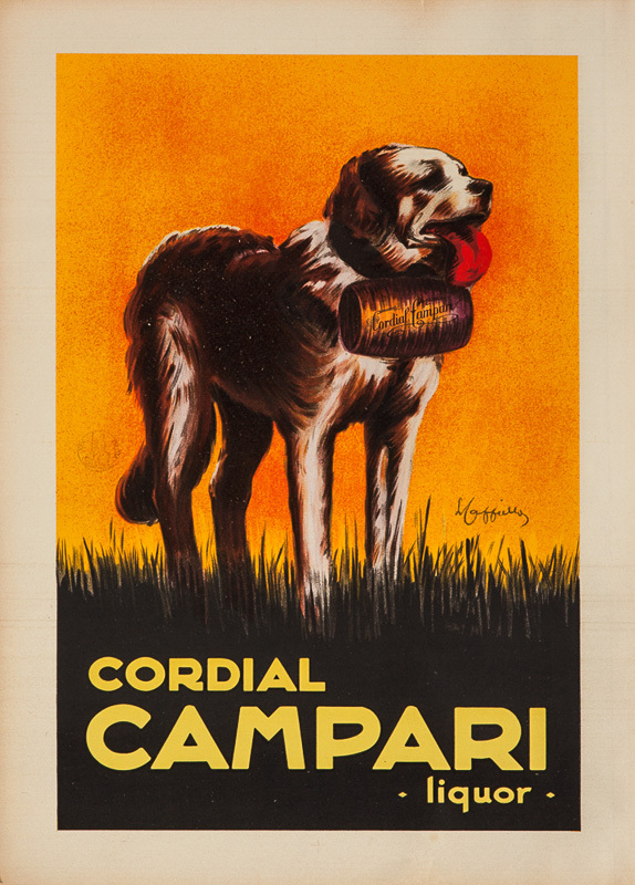 Cordial Campari - Liquor (petit format)