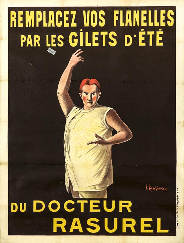 Docteur Rasurel / Remplacez vos Flanelles