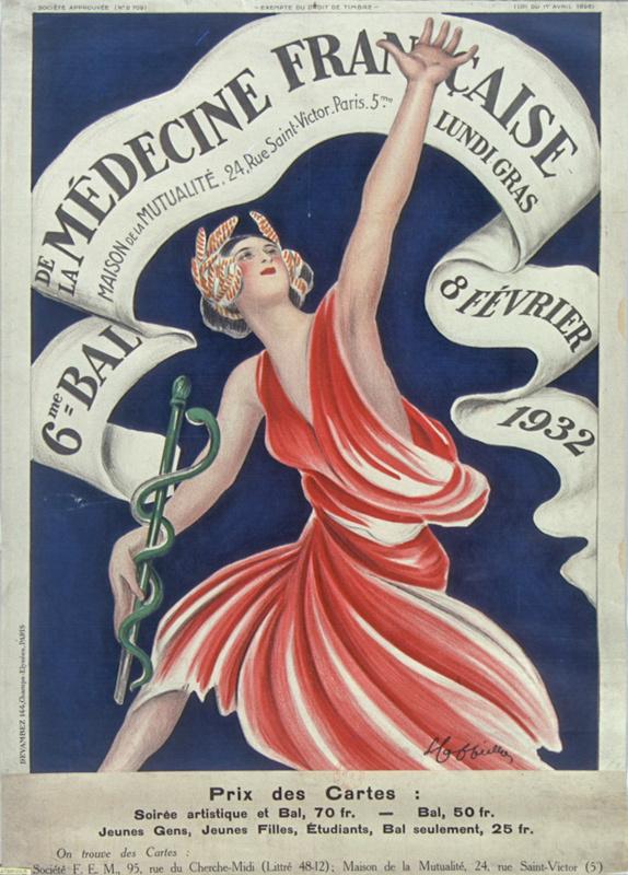 Sixième Bal de la Médecine Française