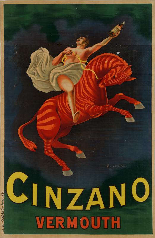 Cinzano (Très grand format)