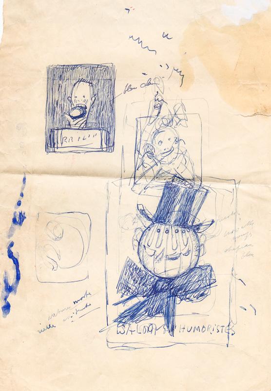 26ème Salon des Humoristes (Vignette)