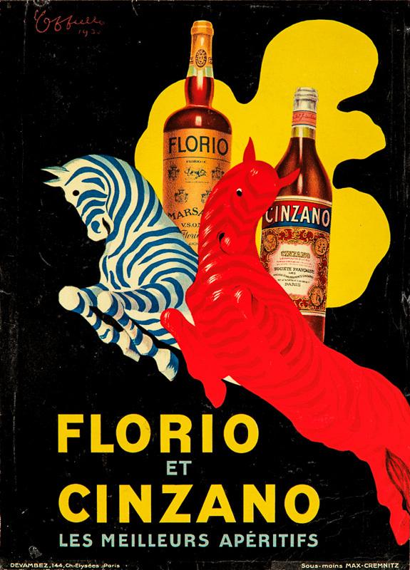 Florio et Cinzano