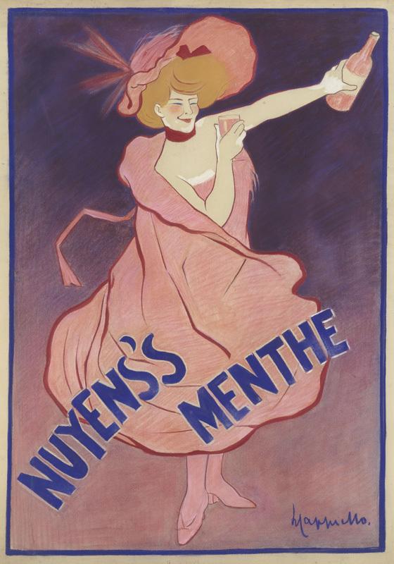 Nuyens's Menthe