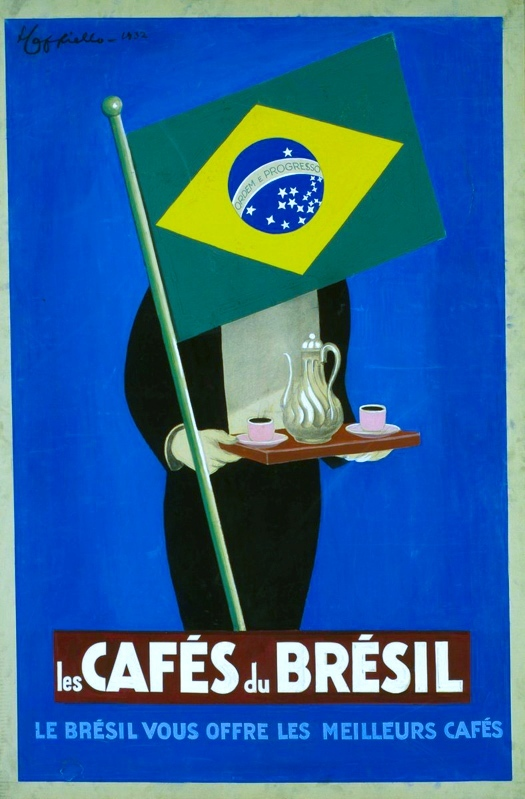 Les Cafés du Brésil (Variante)