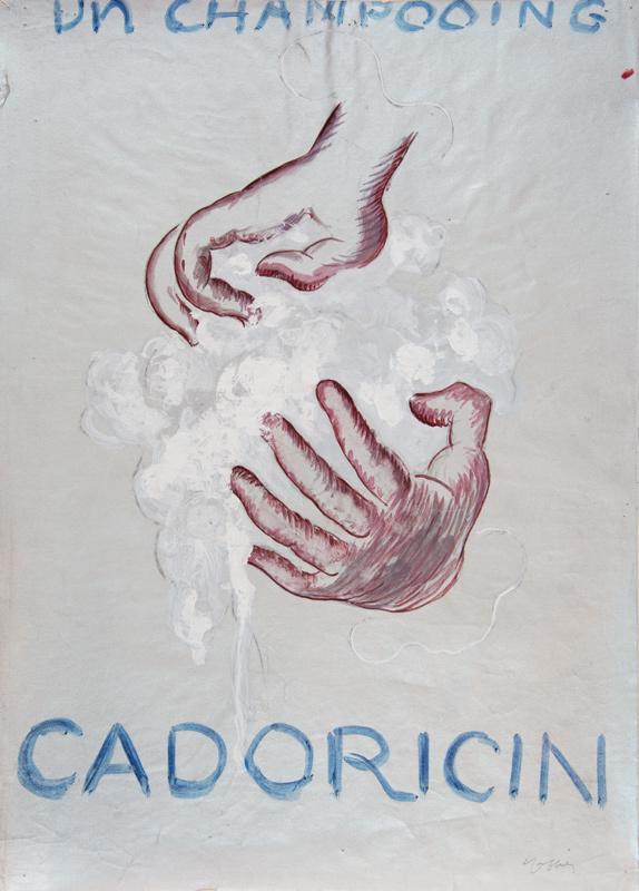 Cadoricin (Première esquisse)
