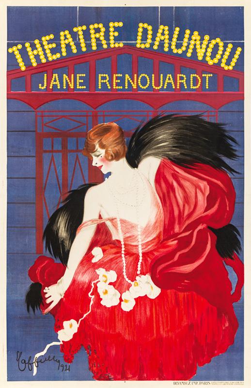 Théâtre Daunou / Jane Renouardt