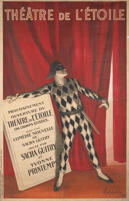 Théâtre de l'Etoile (grand format)