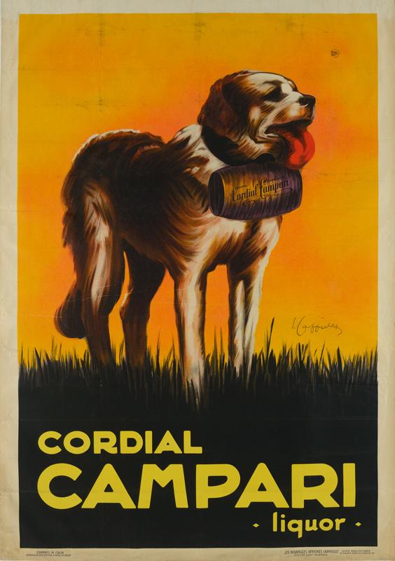 Cordial Campari (Moyen format)