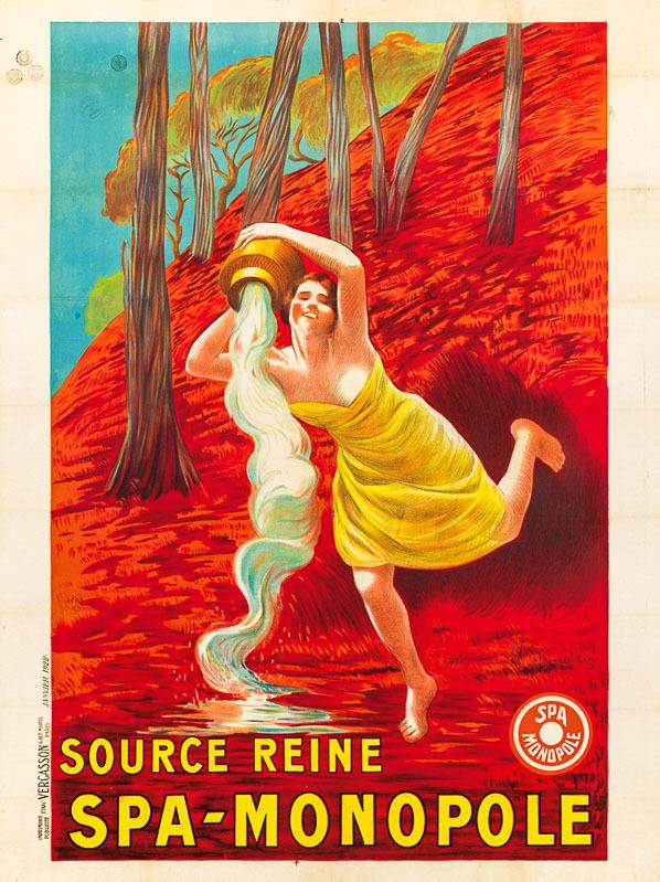 Spa-Monopole / Source Reine
