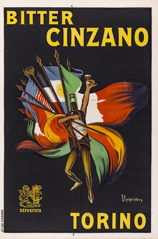 Bitter Cinzano - Torino