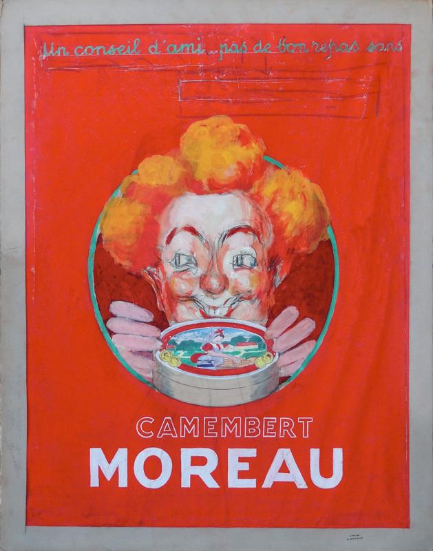 Camembert Moreau