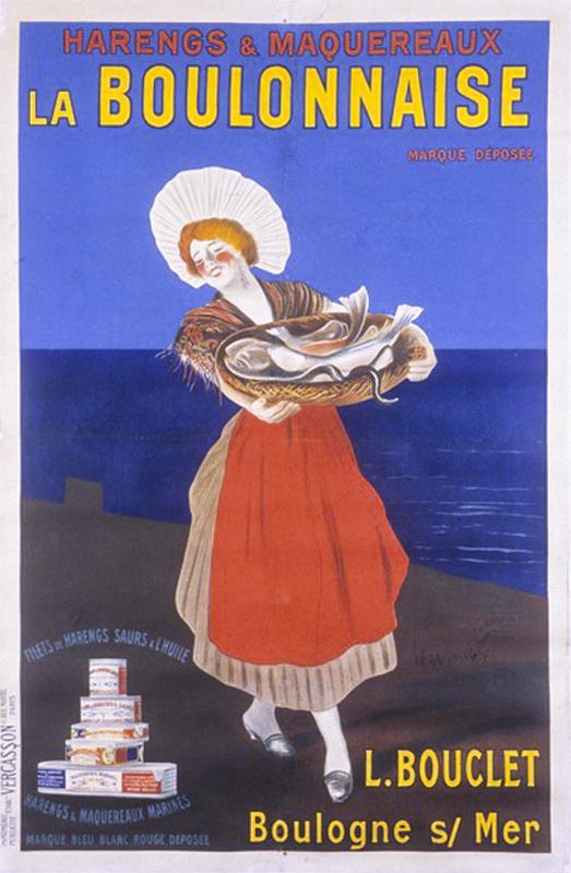 """La Boulonnaise (Sans le texte: """"Marinés au vin blanc"""")"""