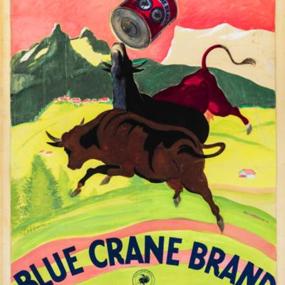 Blue Crane Brand