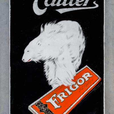 Frigor Chocolat Cailler