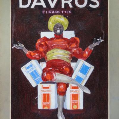 Cigarettes Davros