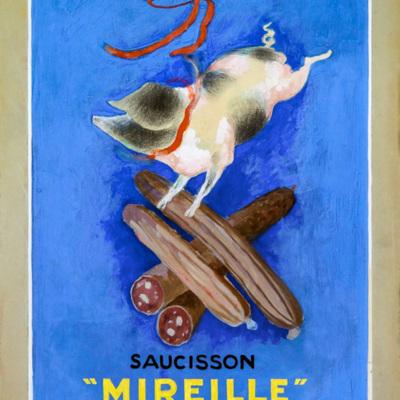 """Saucisson """"Mireille"""""""