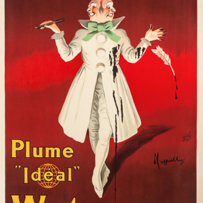 "Waterman - Plume ""Idéal"""