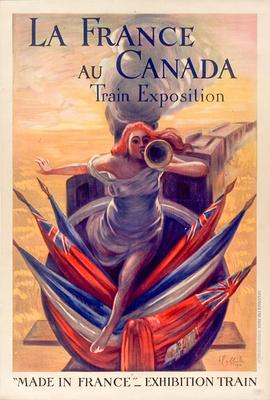 France au Canada (La)<br /><br />