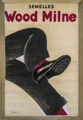 Wood Milne / Semelles