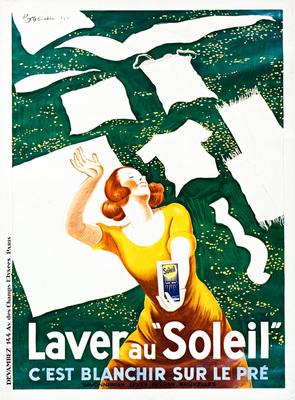 "Laver au ""Soleil"""