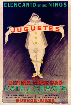 Juguetes/ Gath & Chaves