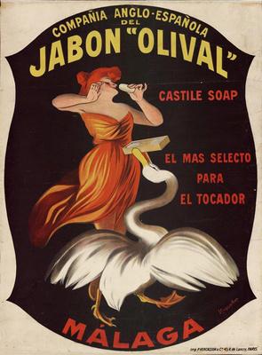 "Jabon ""Olival"""
