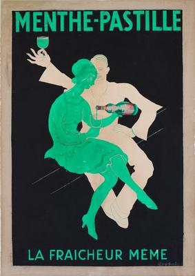 Menthe-Pastille (1932)