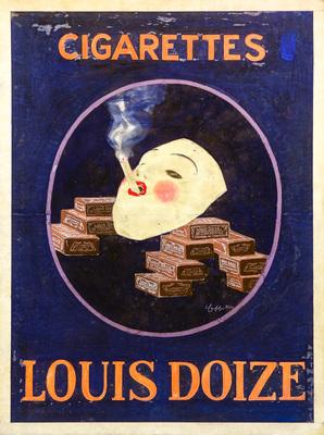 Cigarettes Louis Doize