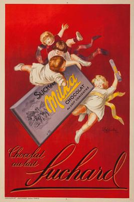 Chocolat au Lait Suchard