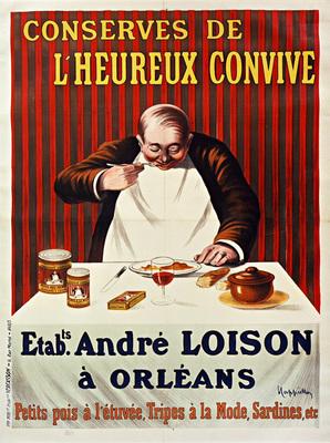 André Loison / Conserves