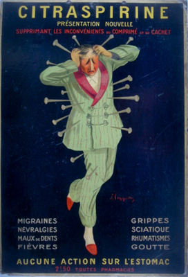 Citraspirine / Vicéine