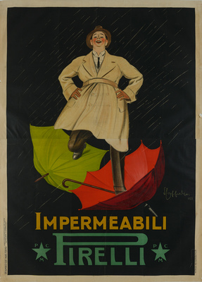 Impermeabili Pirelli