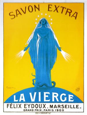 Savon Extra / La Vierge