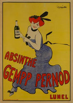 Absinthe Gempp Pernod