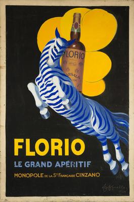 Florio (Zèbre bleu)