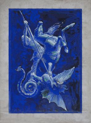 Bleu Guimet